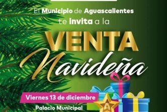 En apoyo a microempresarios, municipio realizará venta navideña