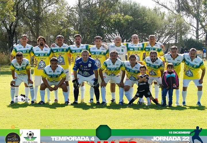 León 400-El Clarinete se coronó campeón en la Liga de Veteranos Picacho