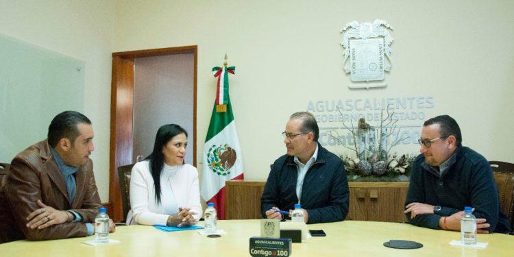 Gobierno federal apoyará a Aguascalientes con programa de apoyos para MiPyME