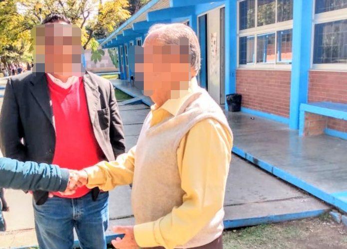 Policías frustran intento de extorsión en Aguascalientes