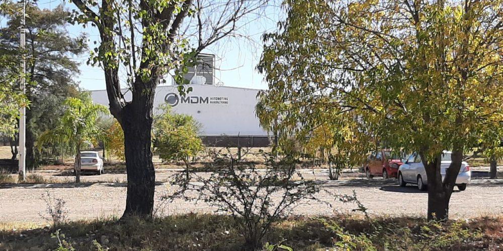 Sigue el paro de labores en Moto Diesel Mexicana