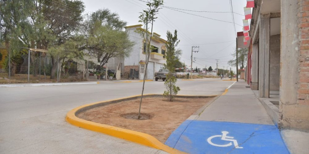 Invierte Jesús María 3.2 mdp en pavimentación de calles