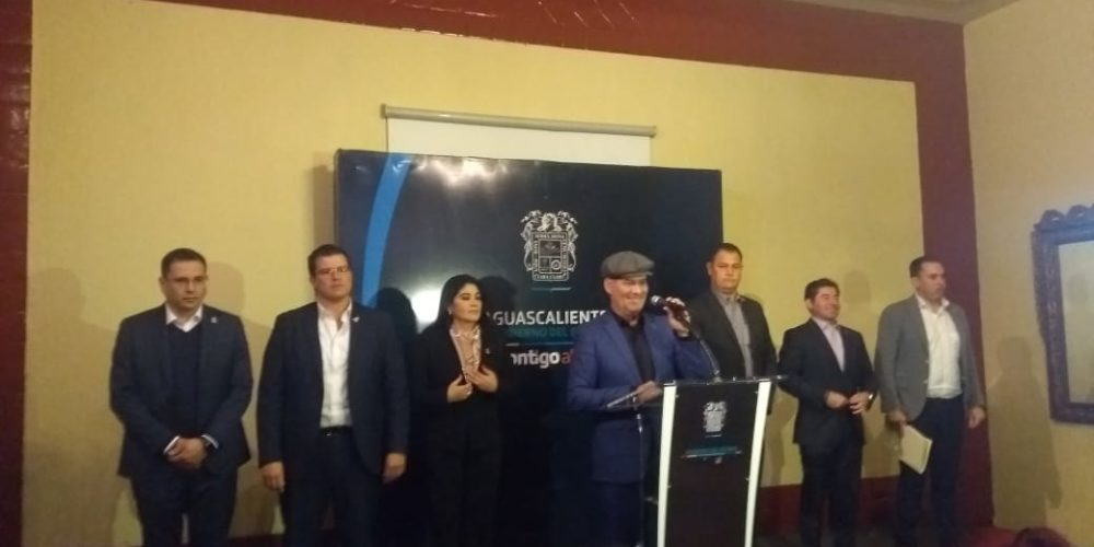 Checa los nuevos cambios en el gabinete del Gobierno del Estado de Aguascalientes