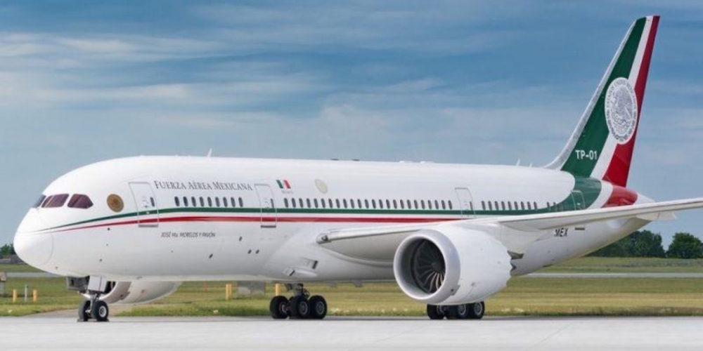 Guardar el avión presidencial cuesta igual que si se usara: Reforma