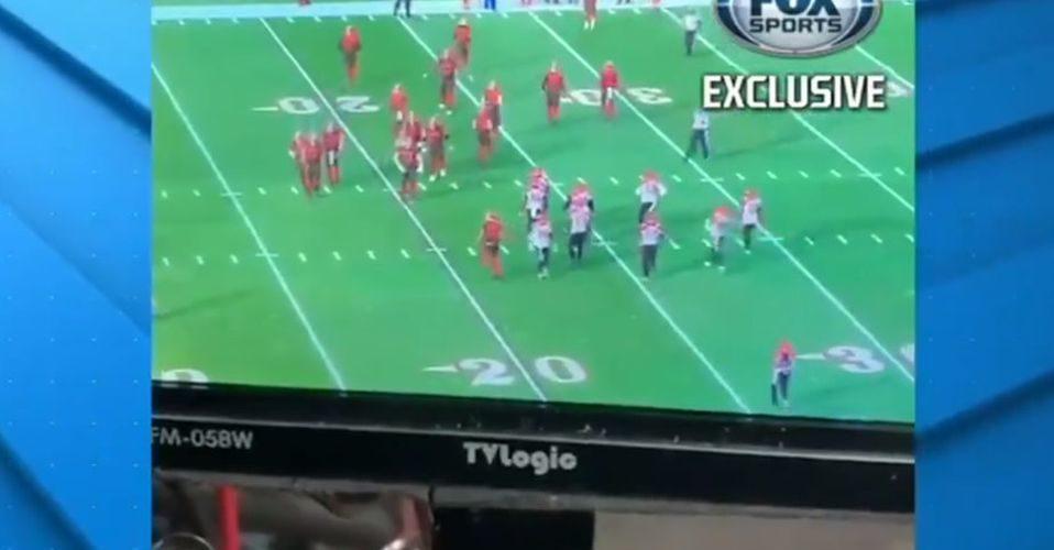 El video que comprueba espionaje de los Patriots a los Bengals