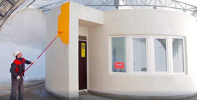 En España ya construyen casas con impresoras 3D