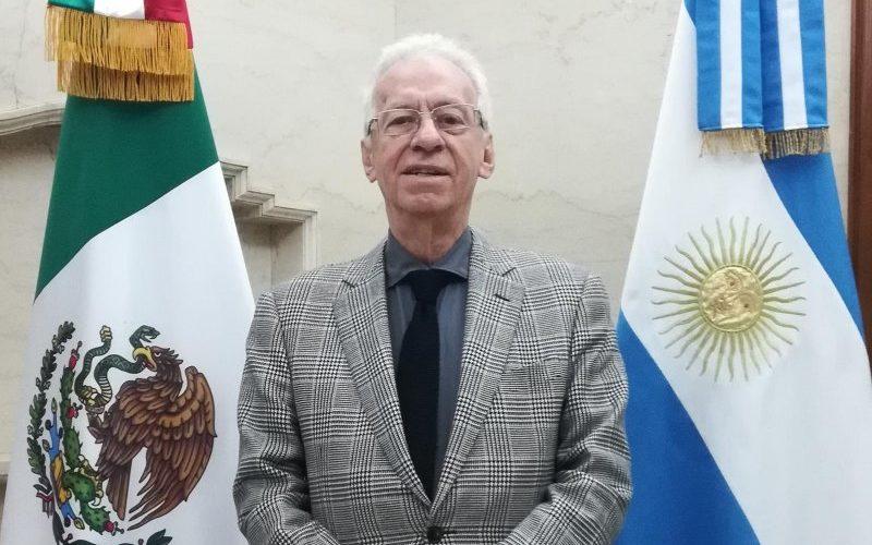Otra vez, acusan de robo al embajador de México en Argentina