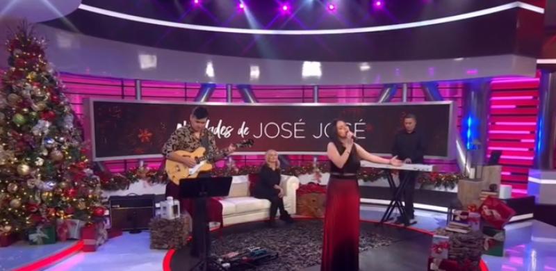 Sarita Sosa debuta como cantante