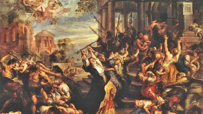 La historia del día de los Santos Inocentes