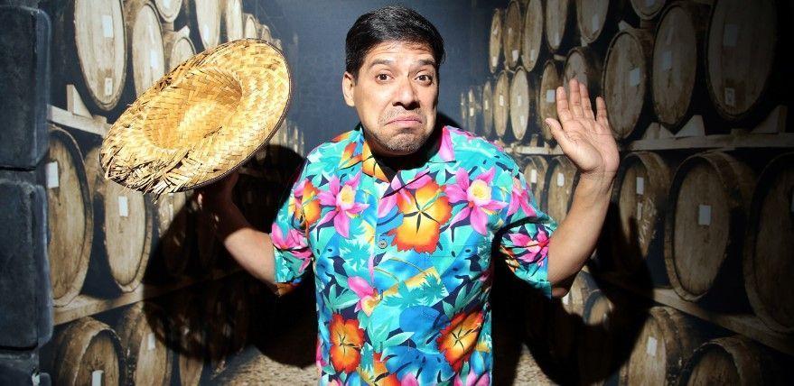 Comediante 'El Costeño' hace chiste de AMLO y lo tunden en redes sociales