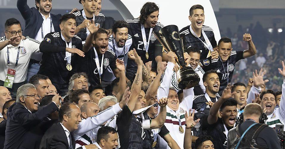 México cerró el 2019 en el lugar 11 del Ranking FIFA