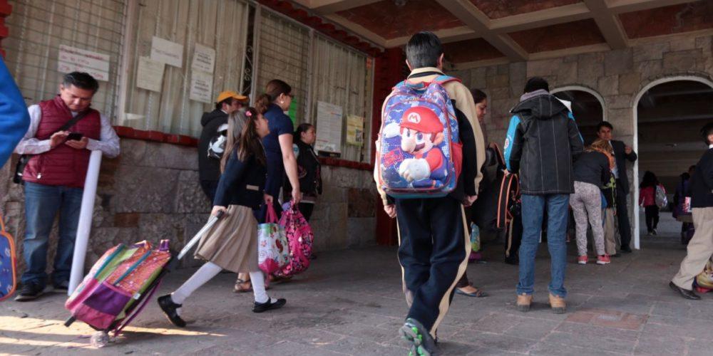 Autoridades educativas de Aguascalientes se preparan para regreso a clases presenciales