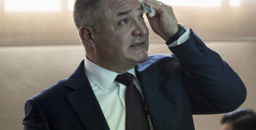 EU captura a ex secretario de  seguridad de Calderón, lo acusan de recibir millones del narco