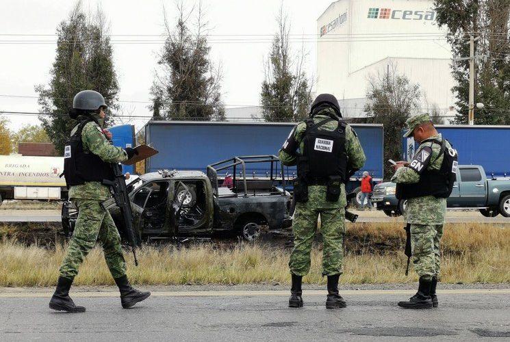 Violencia en Zacatecas deja cinco muertos en un día