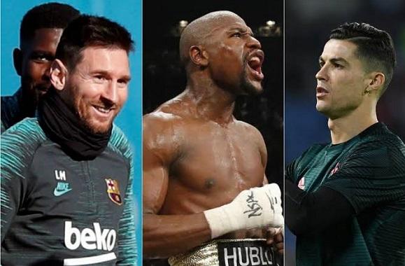 ¿Quiénes son los deportistas mejor pagados de la historia?