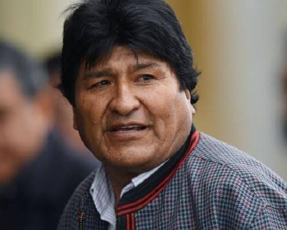 Prevé gobierno de Bolivia una orden de aprehensión contra Evo Morales