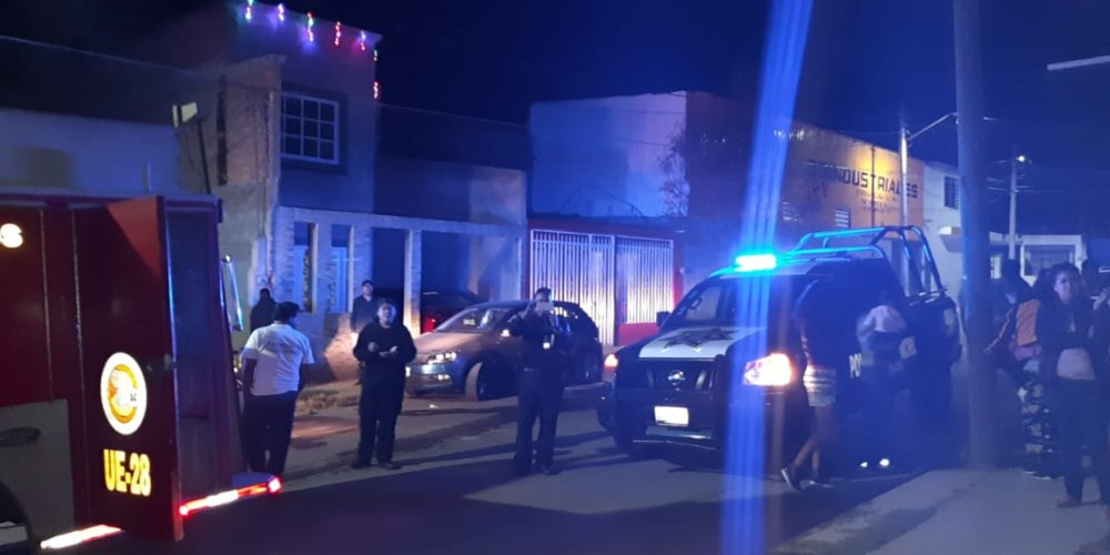 Hombre adicto pierde su casa tras incendio en Aguascalientes