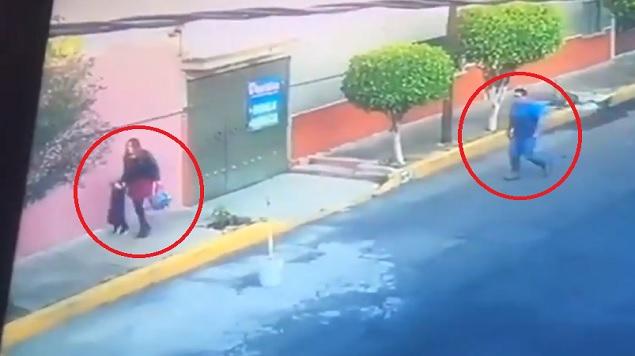 Atacan sexualmente a mujer que caminaba con su hijo en CDMX