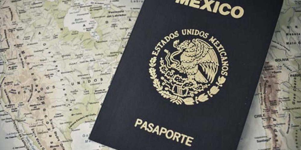 Suspenden emisión de pasaportes por contingencia