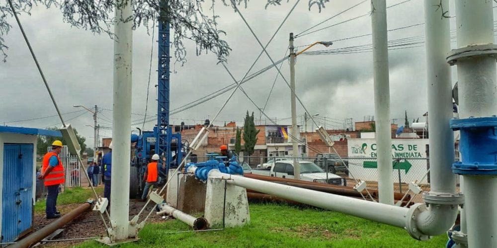Agua potable de Jesús María se mantiene dentro de estándares de calidad: CAPAS