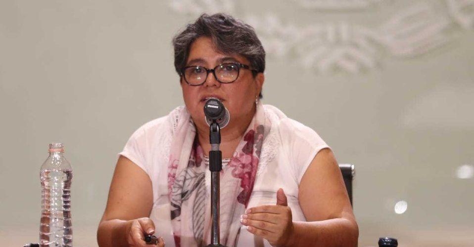 Raquel Buenrostro es nombrada como nueva titular del SAT
