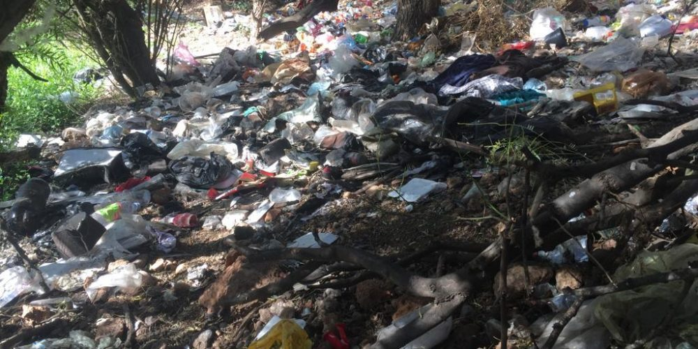 Exhiben tiraderos municipales en Rincón de Romos, Aguascalientes