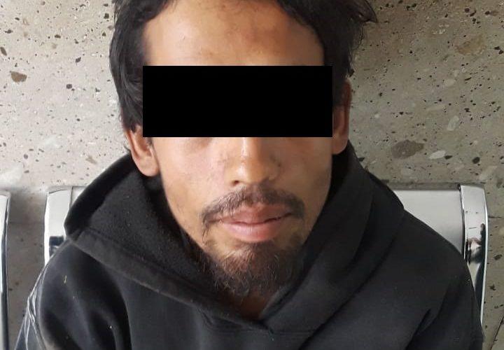 Llevaba 40 gramos de marihuana y fue detenido en Pabellón de Arteaga, Aguascalientes