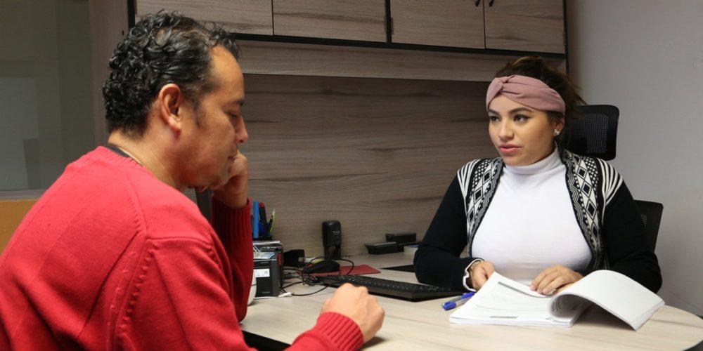 Gobierno de Aguascalientes incrementa asesoría jurídica gratuita