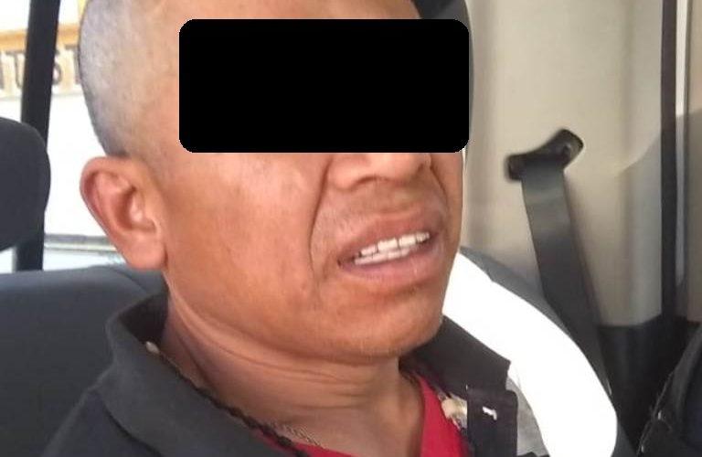 Llevaba un envoltorio con 13 gramos de crystal cuando fue detenido en Aguascalientes