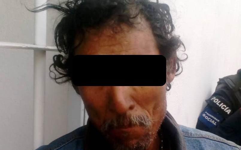 Fue detenido un sujeto en posesión de siete envoltorios con crystal en Aguascalientes