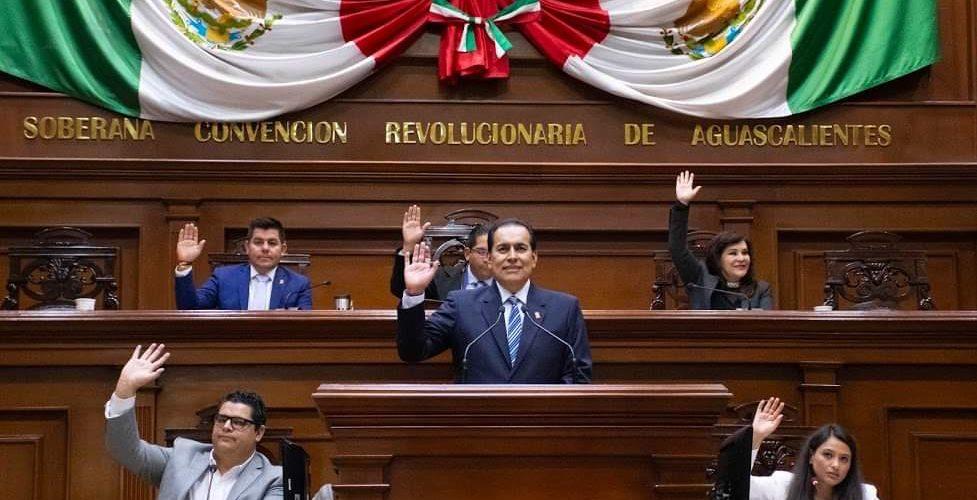 Diputados aprueban paquete económico estatal por 27 mil millones de pesos