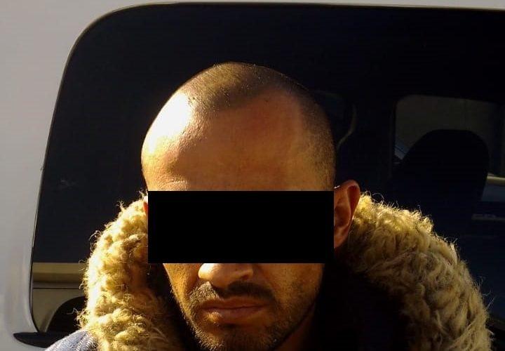 En el municipio de Tepezalá fue detenido sujeto con 30 gramos de droga crystal