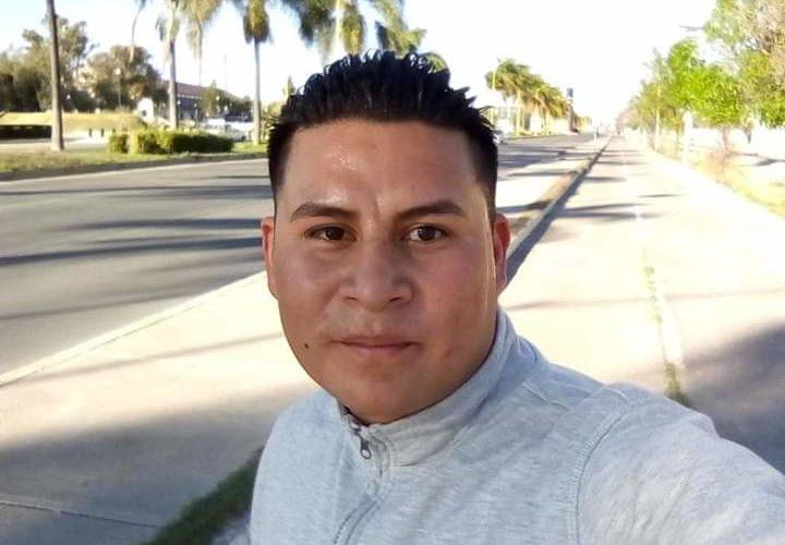 Se busca a Luis Adrián Muñoz Romo