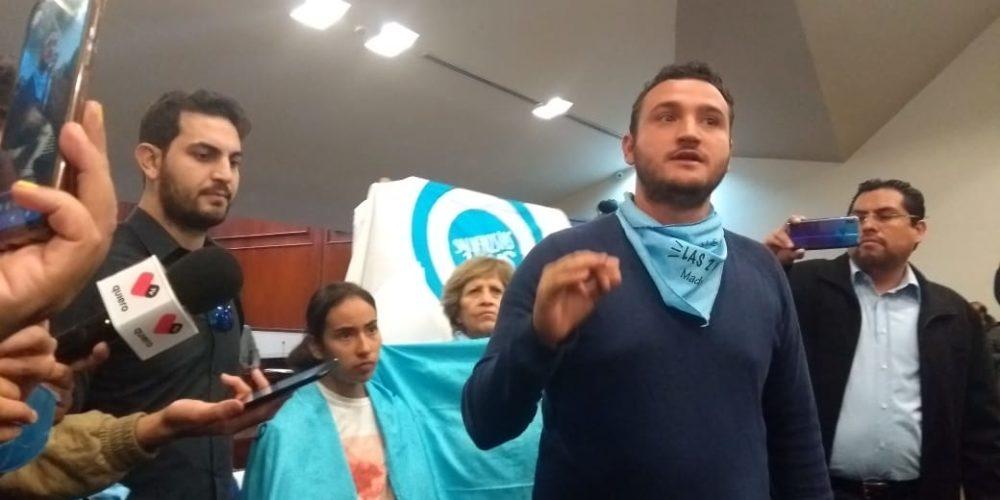 """Aguascalientes es estado Pro vida"""