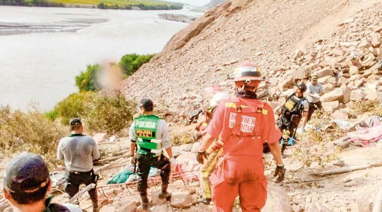 Encuentran sin vida a Aguascalentense que cayera en un río de Perú