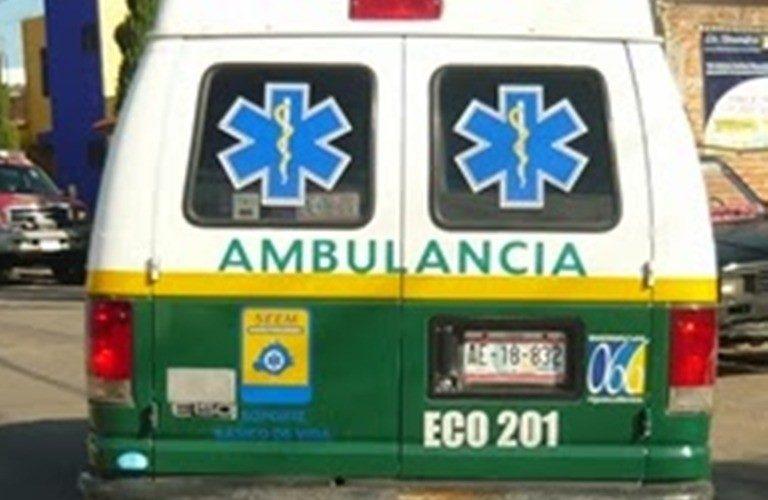 Una menor resultó lesionada, tras ser arrollada por el vehículo de su padre