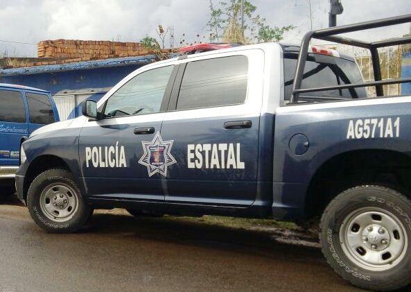 Madre e hijo fueron detenidos por posesión de droga y resistencia de particulares en Aguascalientes
