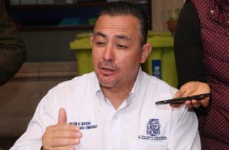 No creció número de ambulantes en el centro de Aguascalientes: Díaz