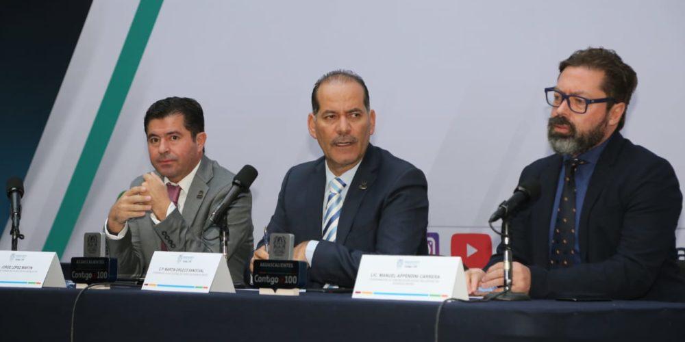 Presentó MOS resultados de su gira de trabajo por España y Marruecos