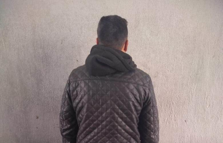 Detienen a sujeto que contaba con una orden de aprehensión en Aguascalientes