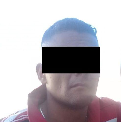 Detienen en Pabellón de Arteaga a presunto distribuidor  de droga