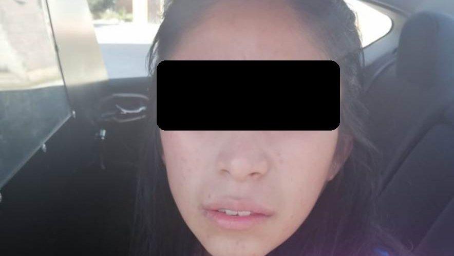 Detienen a presunta distribuidora de drogas en Aguascalientes