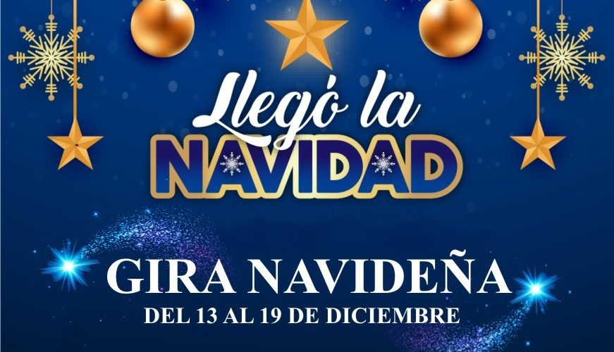 Municipio de Jesús María realizará gira navideña en todas sus delegaciones
