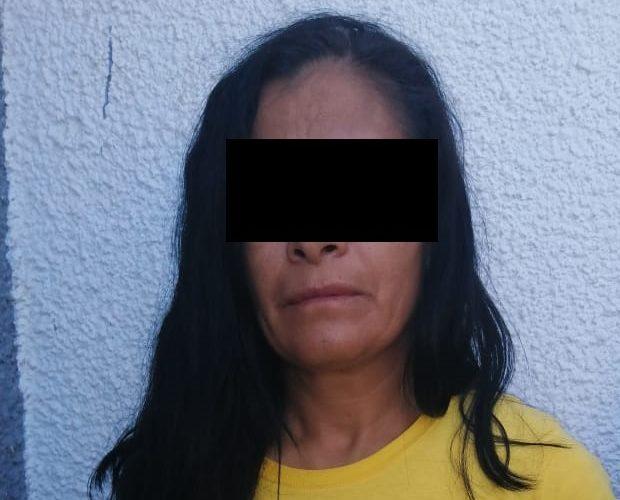 Detienen a mujer cuando intentaba ingresar droga al Cereso Aguascalientes