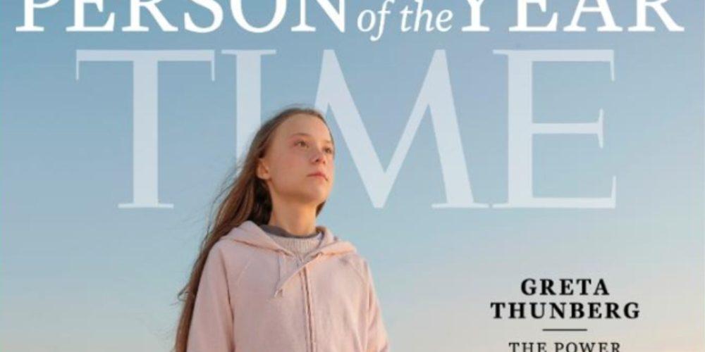 Time nombra a Greta Thunberg como la 'persona del año'