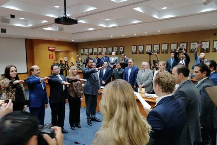 ANAC reconoce labor del municipio de Aguascalientes en economía y turismo