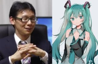 Japonés se casa con 'esposa virtual' y enviudará en 2020