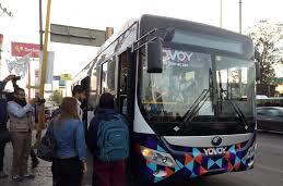 Se incorporarán 70 camiones nuevos más al transporte público en Aguascalientes