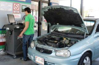 Se incrementa el número de vehículos verificados en Aguascalientes