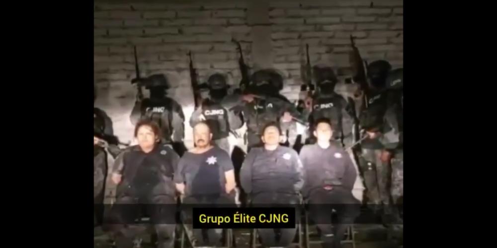 CJNG secuestró a policías de Guanajuato. Encontraron los cuerpos en bolsas.